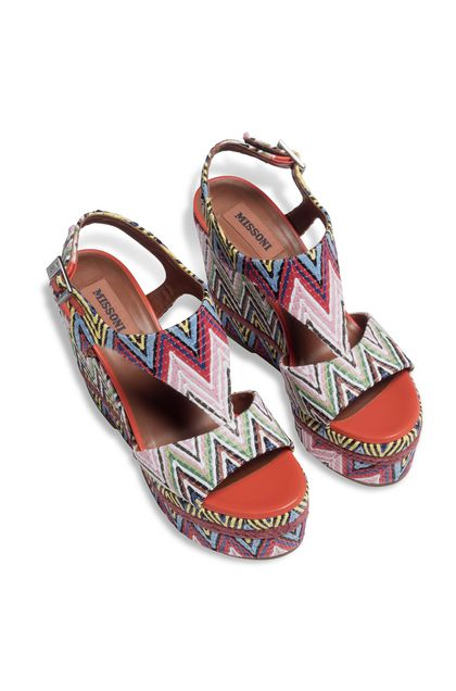 MISSONI Espadrilles Woman b