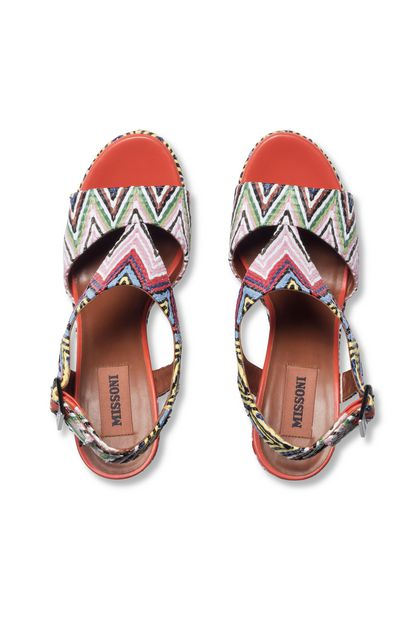 MISSONI Espadrilles Woman m