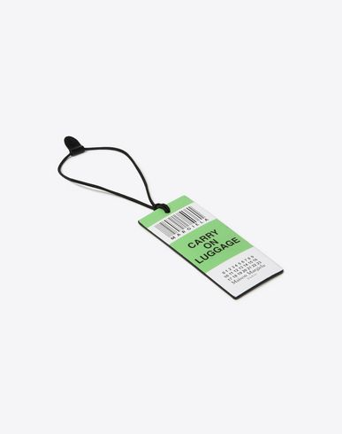 MAISON MARGIELA Design Object D CARRY ON luggage tag f