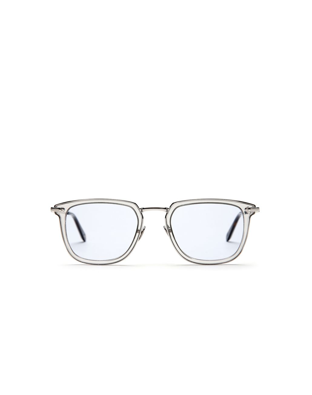 BRIONI Transparent Sunglasses with Light Blue Lenses  Sunglasses [*** pickupInStoreShippingNotGuaranteed_info ***] f