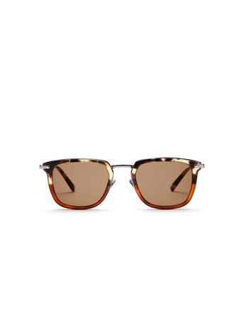 Havana Sunglasses with  Brown Lenses