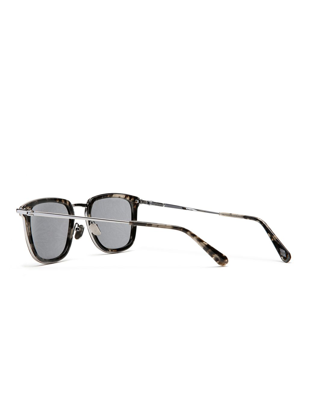 BRIONI Havana Grey Sunglasses with Jungle Concept Grey Lenses   Sunglasses Man d