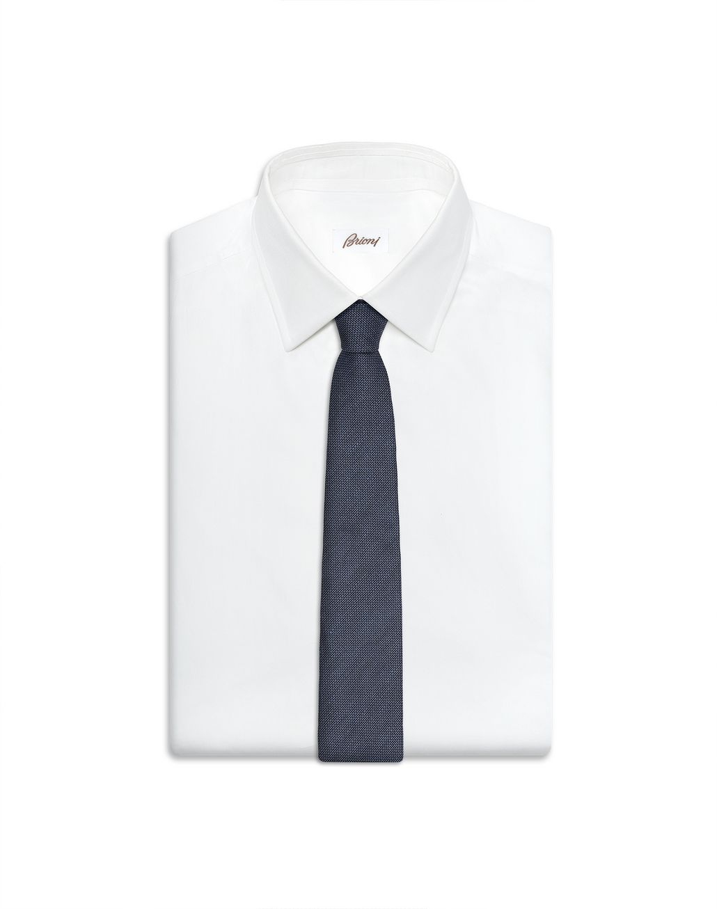 BRIONI Bluette Unlined Tie Tie Man e