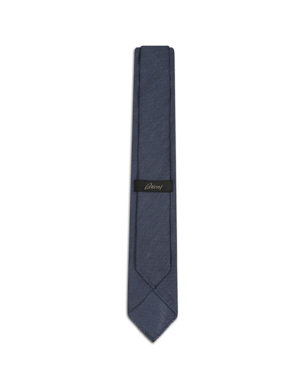 BRIONI Bluette Unlined Tie Tie [*** pickupInStoreShippingNotGuaranteed_info ***] r