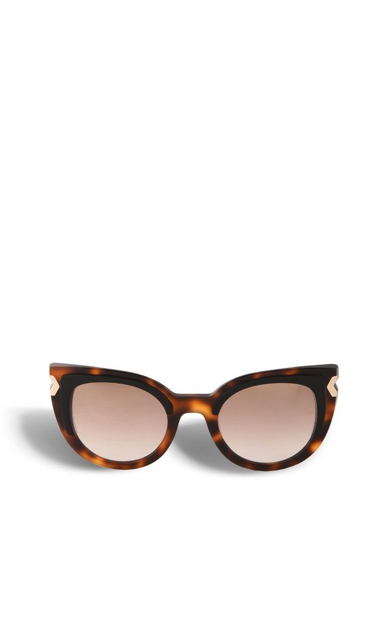 b6b963702526 JUST CAVALLI Katzenaugen-Brille mit Geoformen Sonnenbrille       pickupInStoreShipping info
