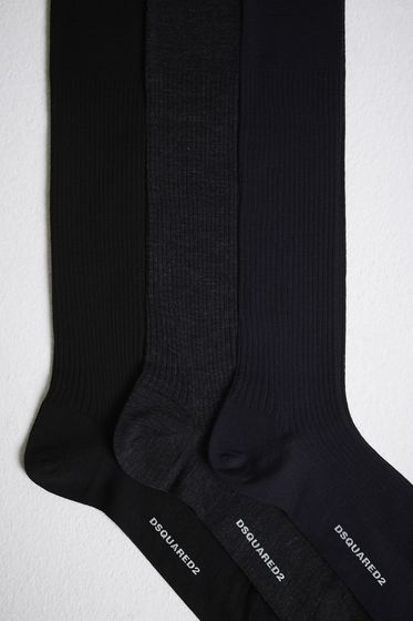DSQUARED2 Ankle socks Man DFV150970226 b