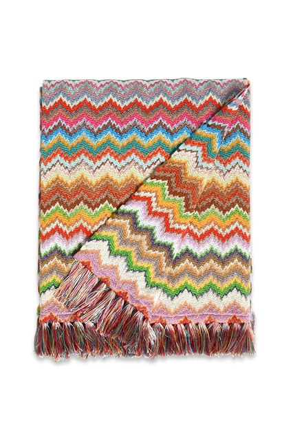 MISSONI HOME VIRNA THROW Green E - Back