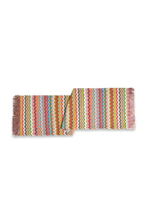 MISSONI HOME VIRNA THROW E, Rear view