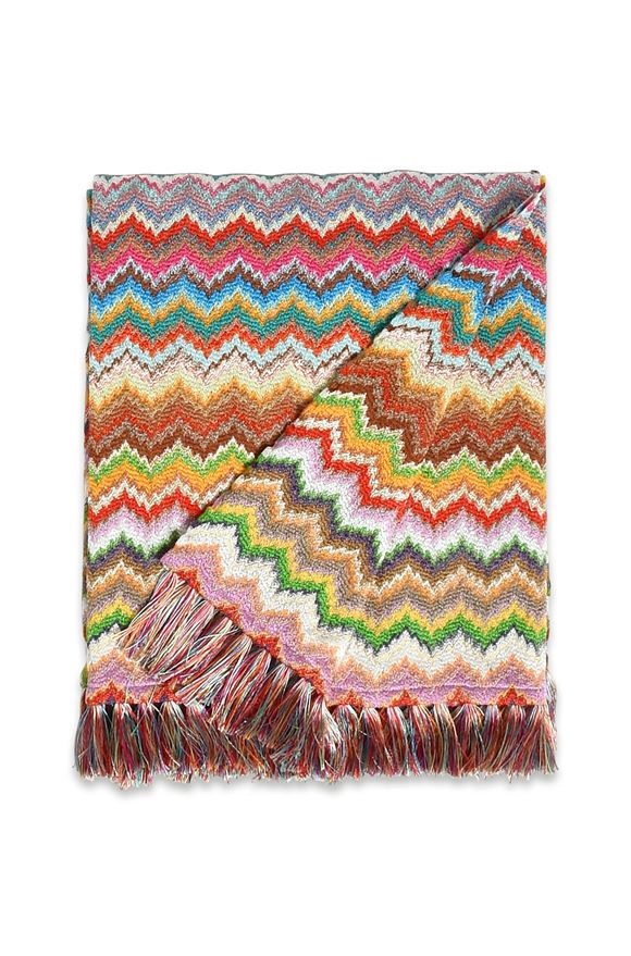MISSONI HOME VIRNA THROW E, Frontal view