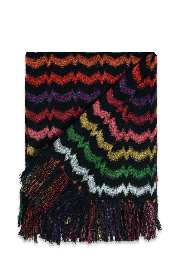 MISSONI HOME VERBENA THROW E, Frontal view