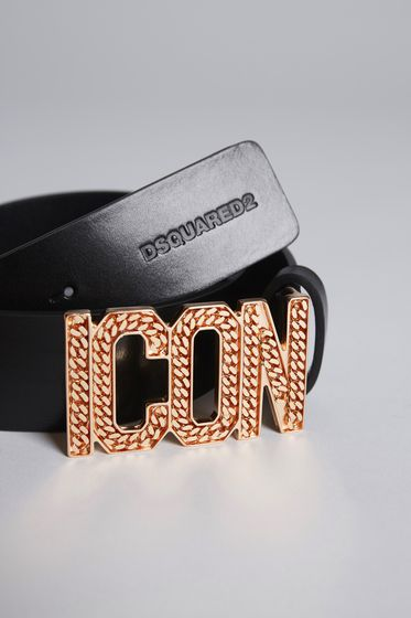 DSQUARED2 Belt Woman BEW006720400001M197 m