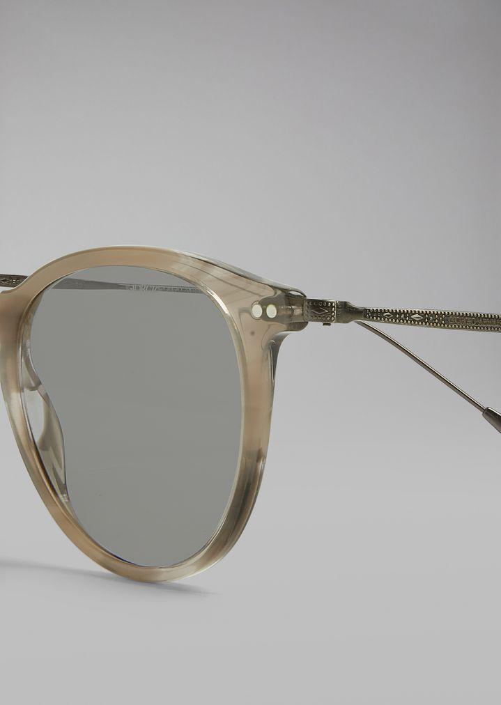 1b4b9e54fe5efc Lunettes de soleil vintage heritage   Homme   Giorgio Armani