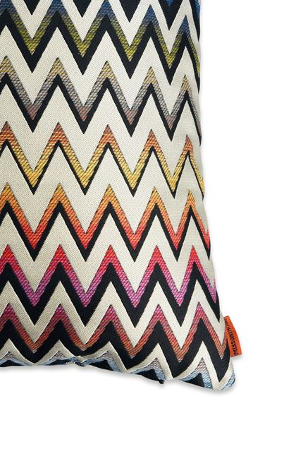 MISSONI HOME VERNAL CUSHION Beige E - Front