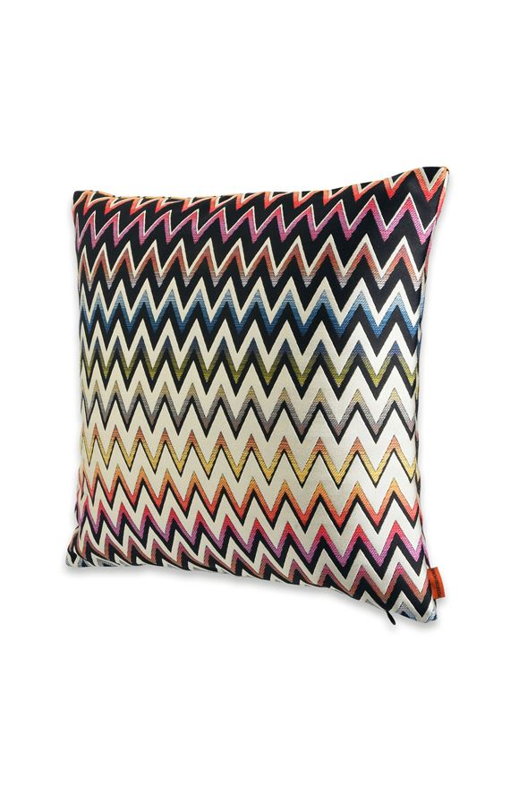 MISSONI HOME VERNAL CUSHION E, Frontal view