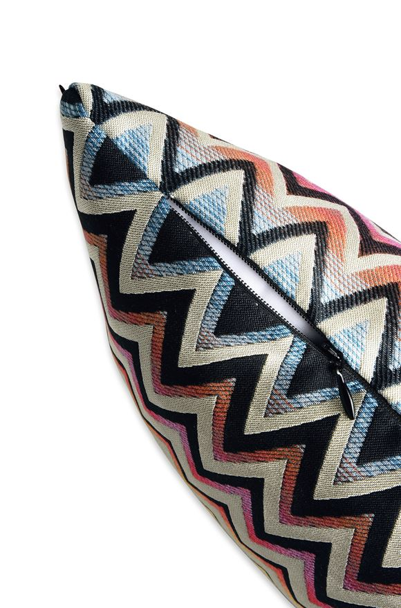 MISSONI HOME VERNAL CUSHION E, Side view