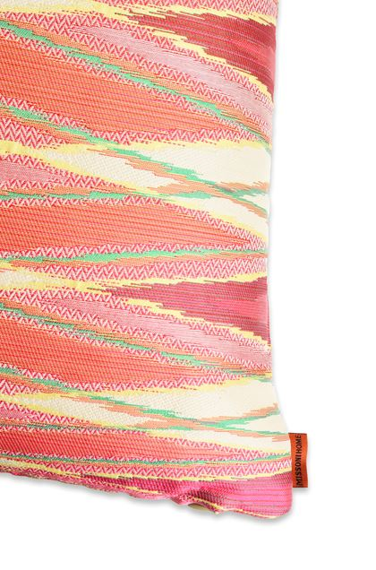 MISSONI HOME VULCANO CUSHION Coral E - Front
