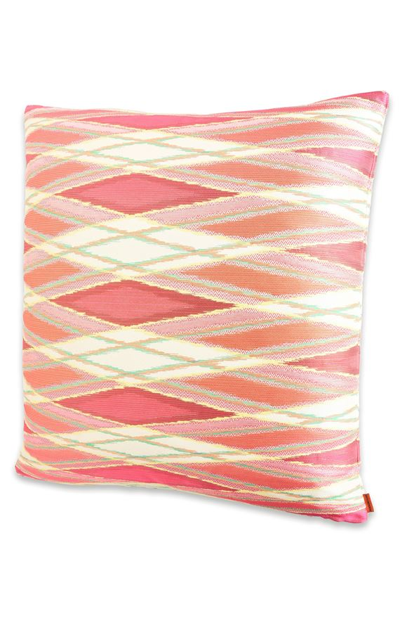 MISSONI HOME VULCANO CUSHION Coral E