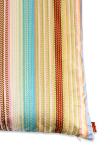 MISSONI HOME VERONA CUSHION Brown E - Front