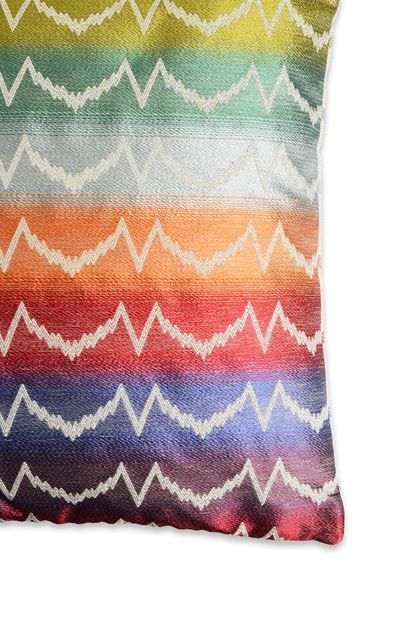 MISSONI HOME VICENZA CUSHION  Beige E - Front