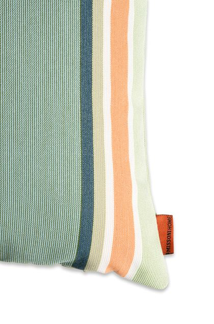 MISSONI HOME VALDEMORO CUSHION Green E - Front