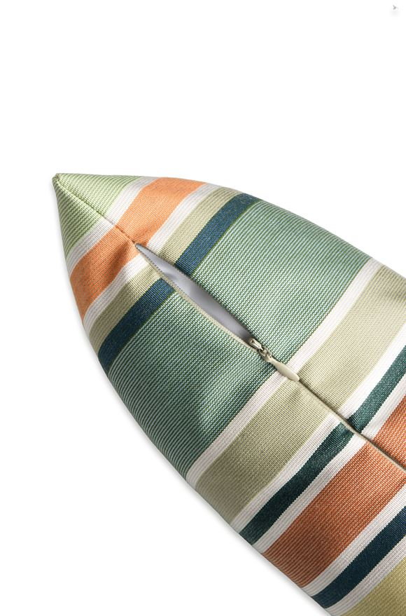 MISSONI HOME VALDEMORO CUSHION E, Side view