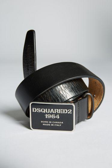 DSQUARED2 Belt Man BEM001112900001M556 b