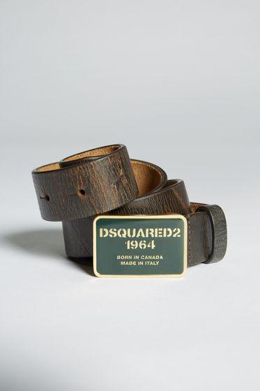 DSQUARED2 Cintura Uomo BEM000101500001M802 b