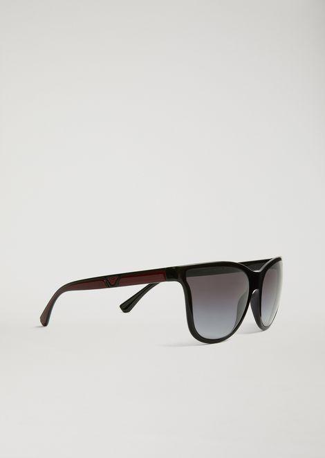 Superflex Evolution Sunglasses In Nylon Fibre