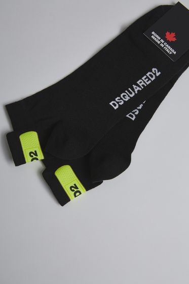 DSQUARED2 Ankle socks Man DFV150970226 m
