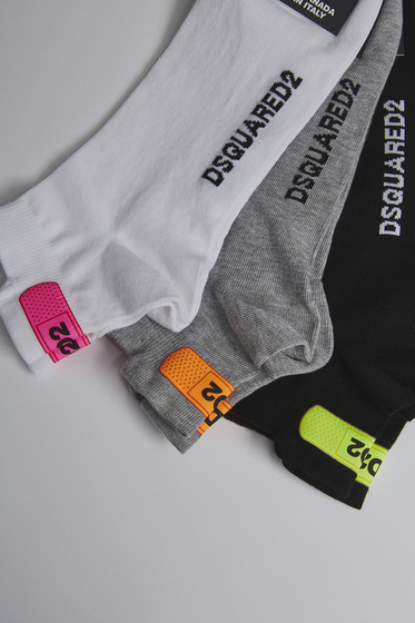 DSQUARED2 Ankle socks Man DFV150970226 m