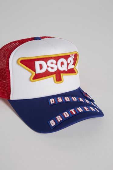 DSQUARED2 Hat Man BCM001901Y002918079 m
