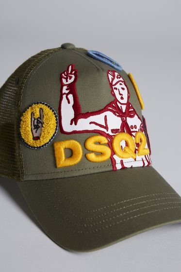 DSQUARED2 Hat Man BCM0048135500018079 b