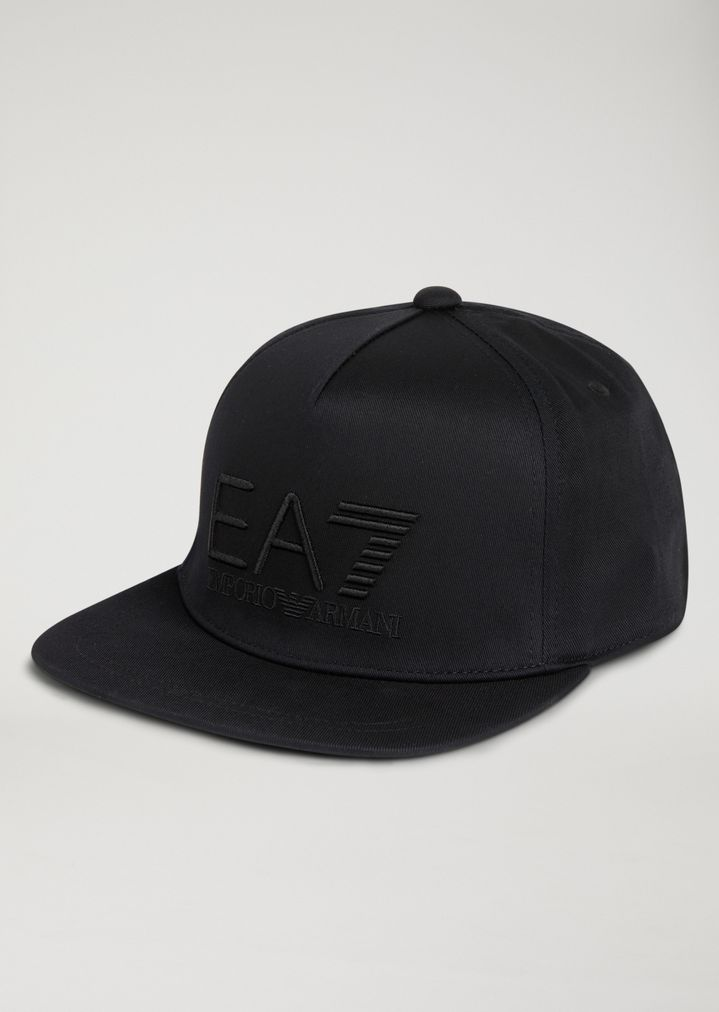8a04712955c Cotton snapback with logo