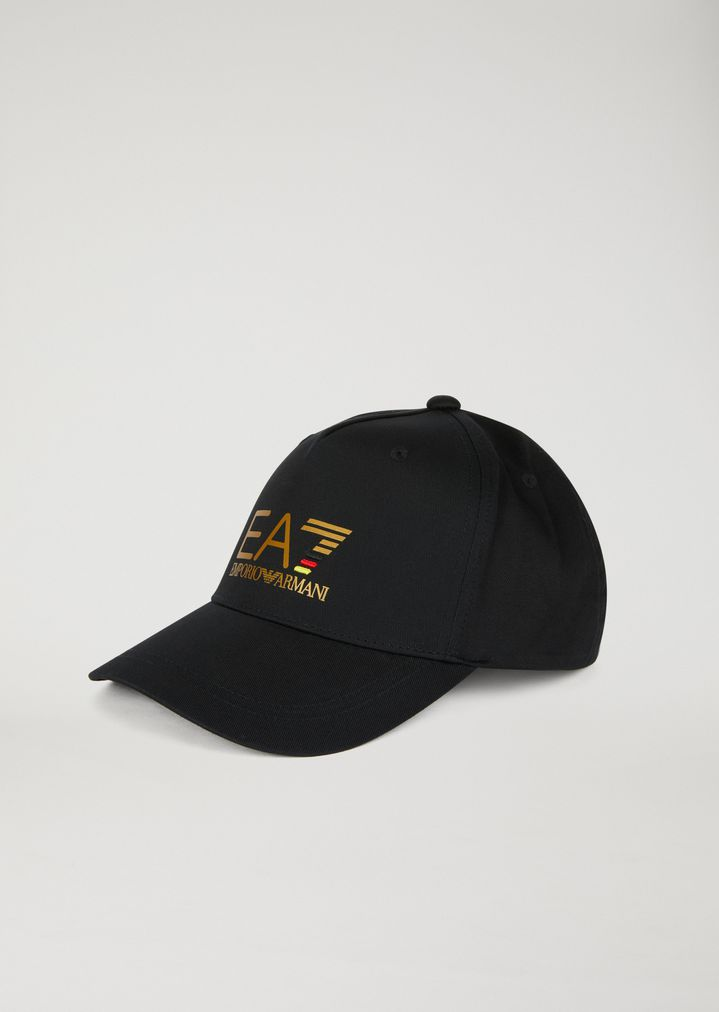 56baf574601 Baseball cap with logo