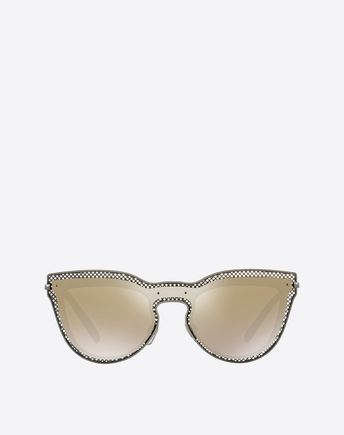 VALENTINO OCCHIALI Sunglasses D Metal and Nylon Sunglasses f