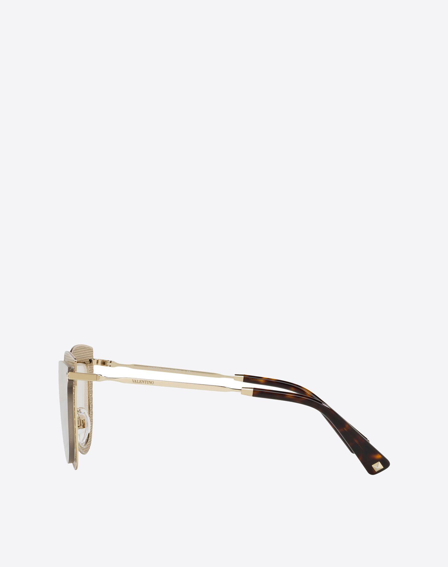 VALENTINO OCCHIALI Gafas de sol de metal Gafas de sol D d