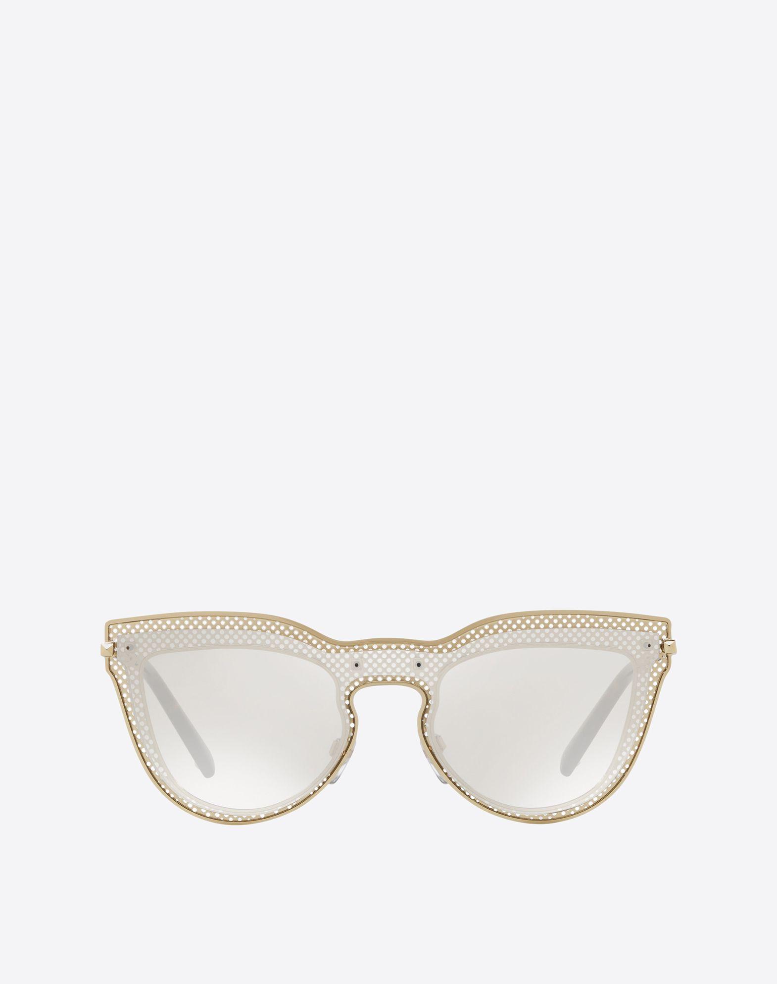 VALENTINO OCCHIALI Gafas de sol de metal Gafas de sol D f