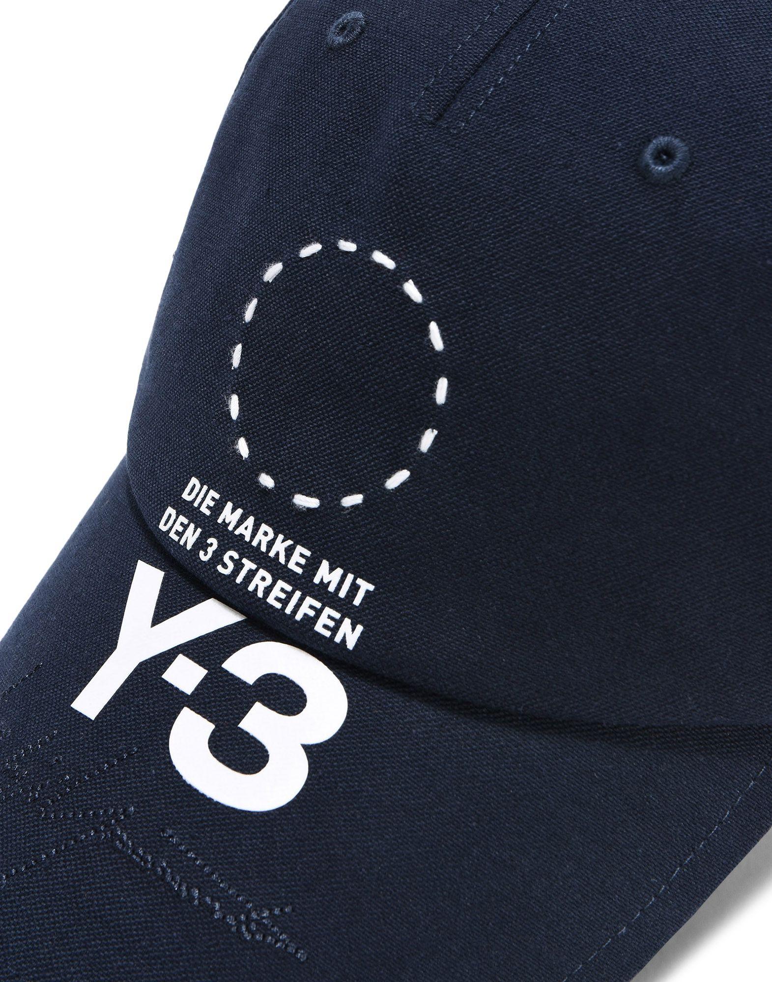 Y-3 Y-3 Street Cap Cap E d