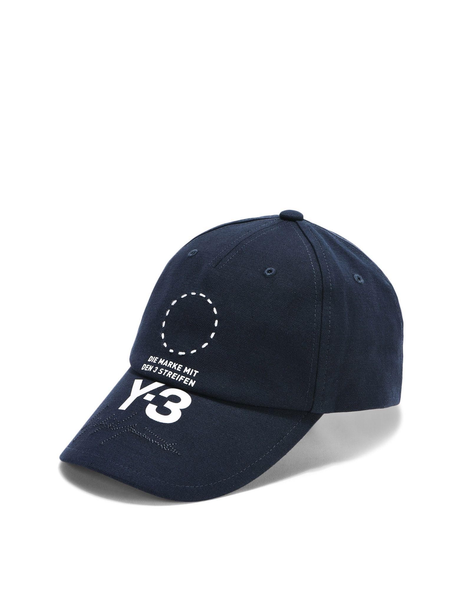 Y-3 Y-3 Street Cap Cap E f