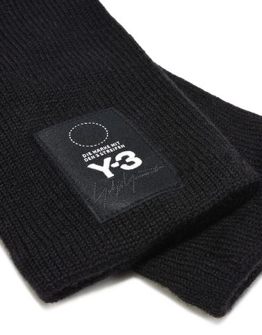 Y-3 手袋 E Y-3 Logo Gloves r
