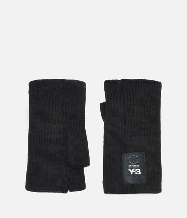 Y-3 Logo Gloves