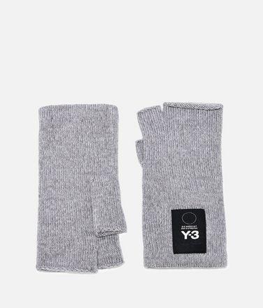 Y-3 Logo Gloves