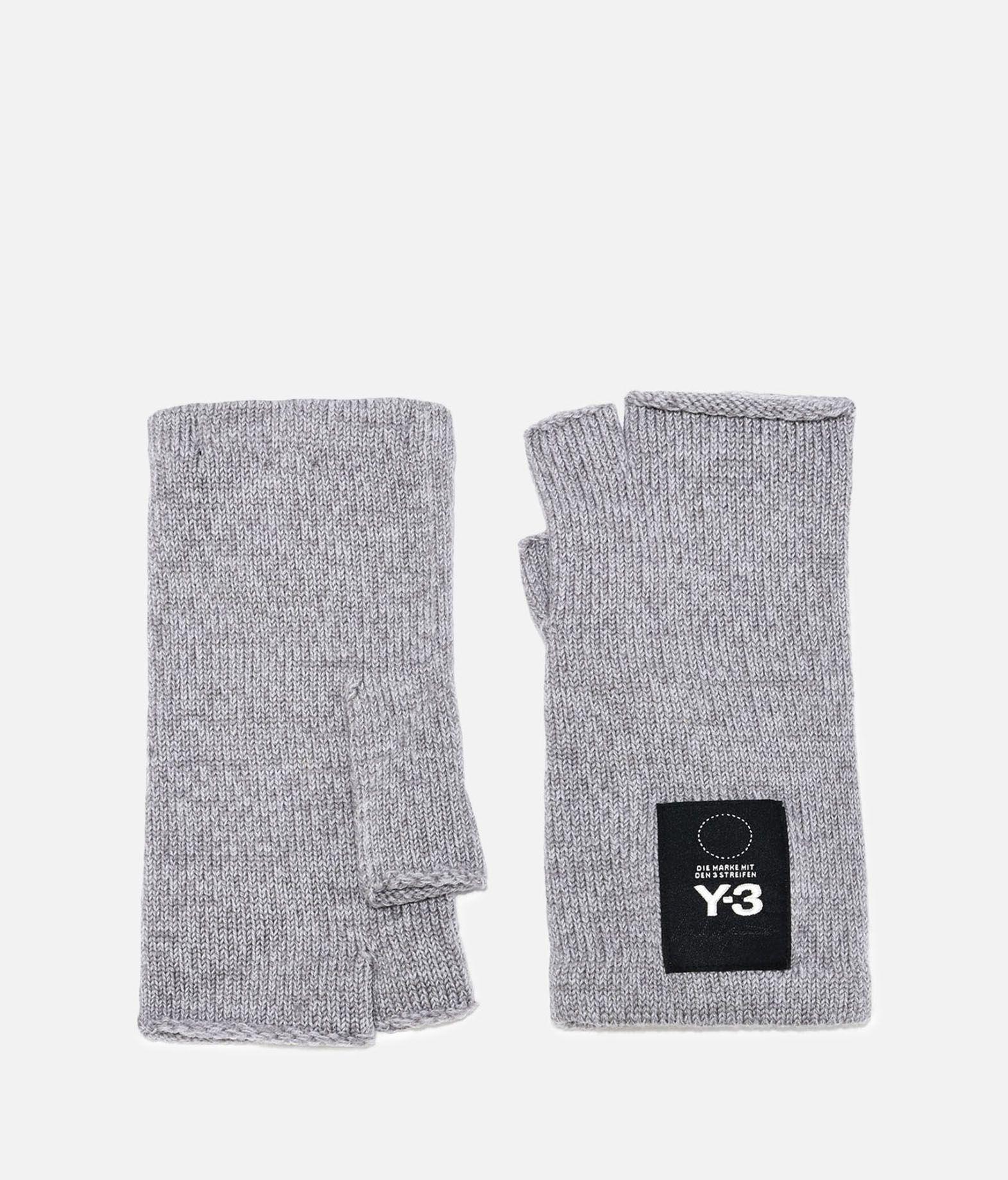 Y-3 Y-3 Logo Gloves Gants E f