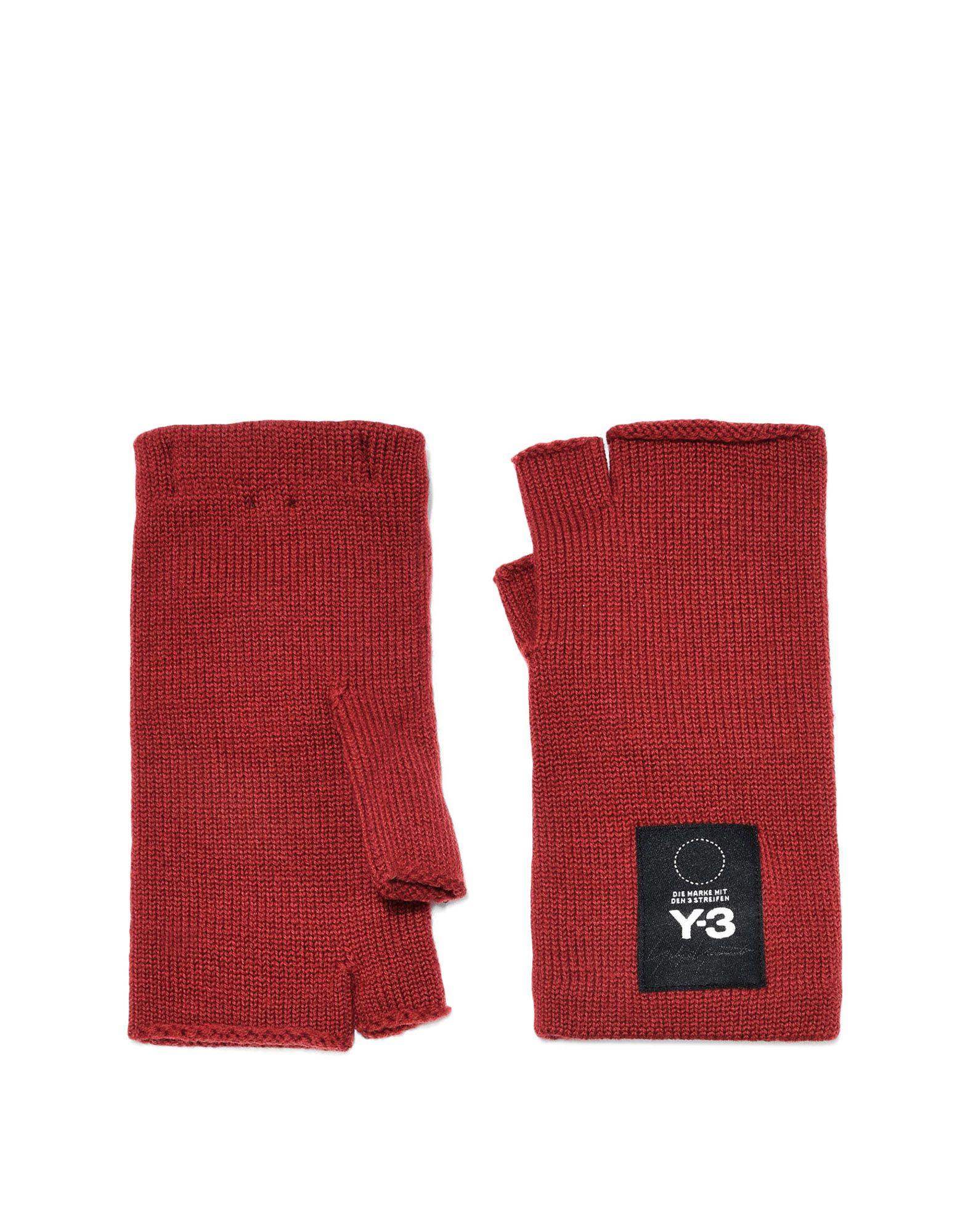 Y-3 Y-3 Logo Gloves Gloves E f