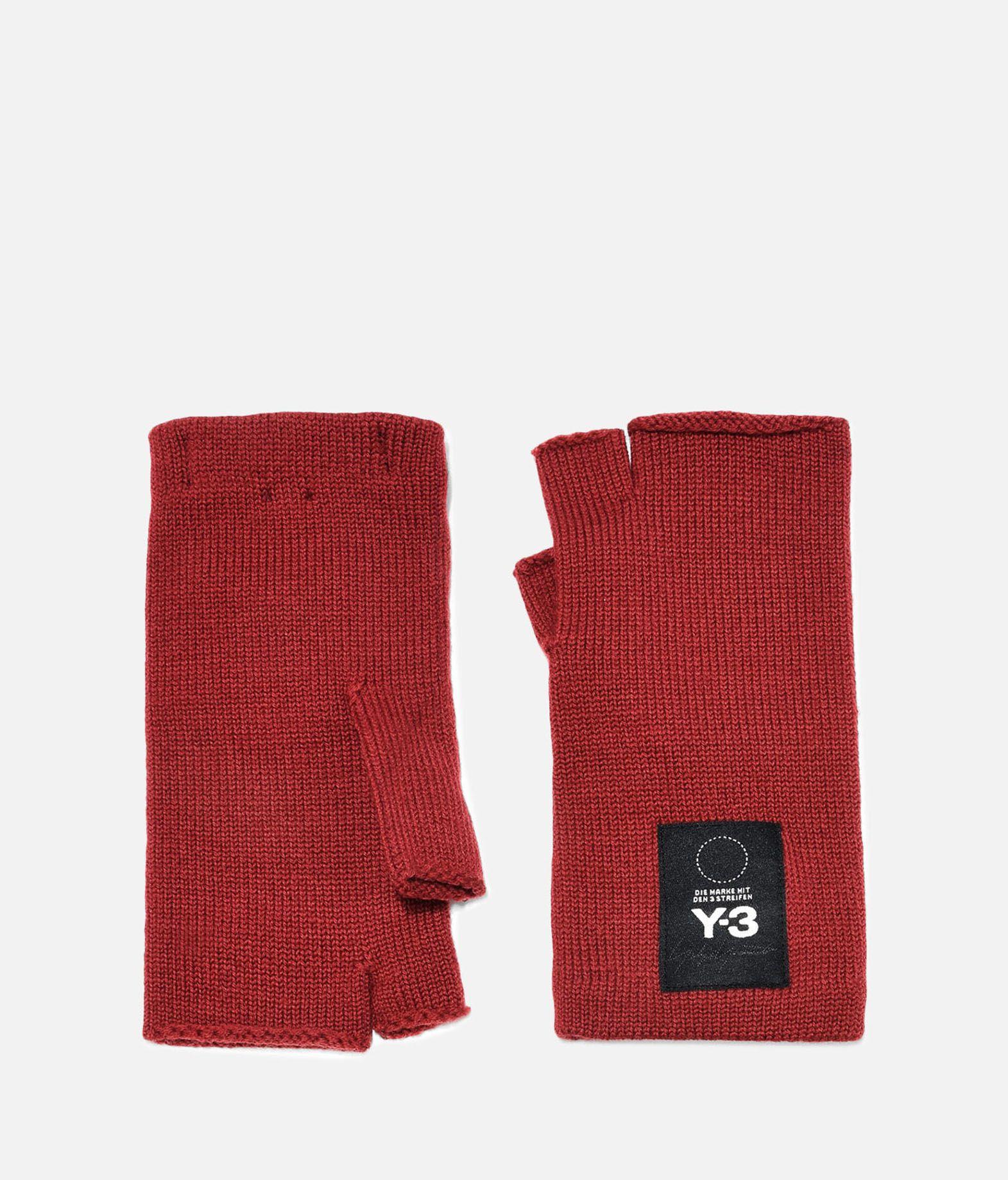 Y-3 Y-3 Logo Gloves Перчатки E f