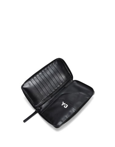 Y-3 Wallet E Y-3 Travel Wallet r