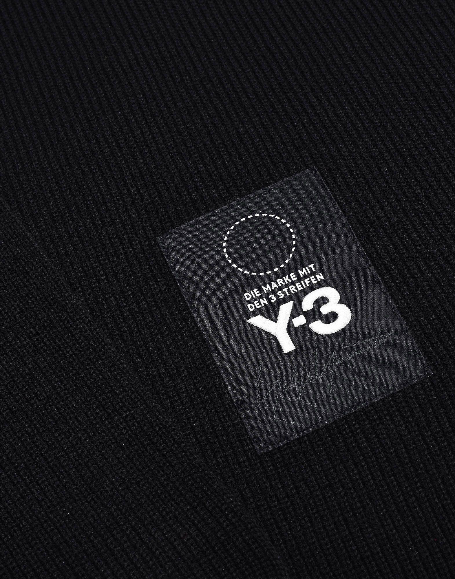 Y-3 Y-3 Logo Scarf Scarf E d
