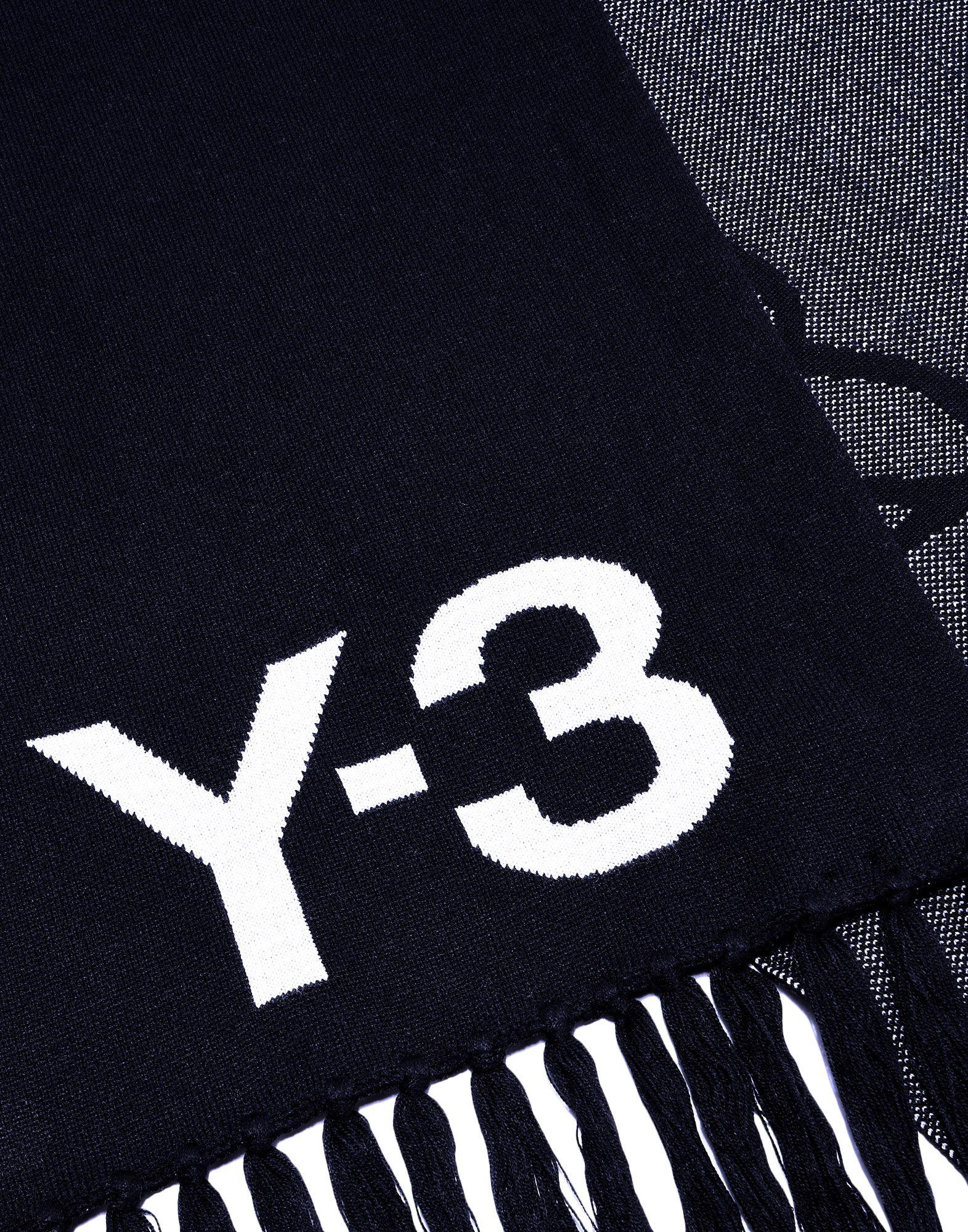 Y-3 Y-3 Slogan Scarf Scarf E d