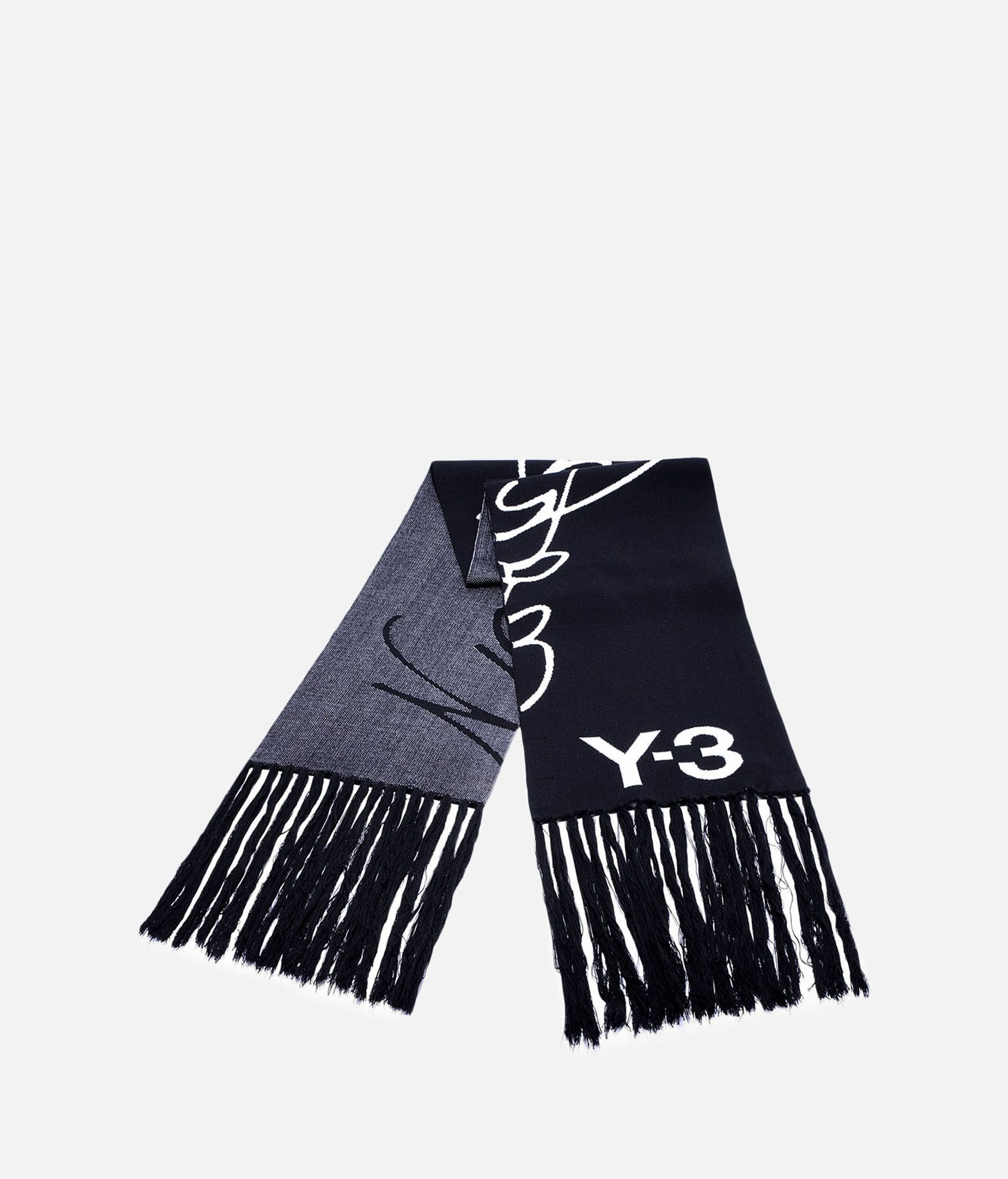 Y-3 Y-3 Slogan Scarf Шарф E f