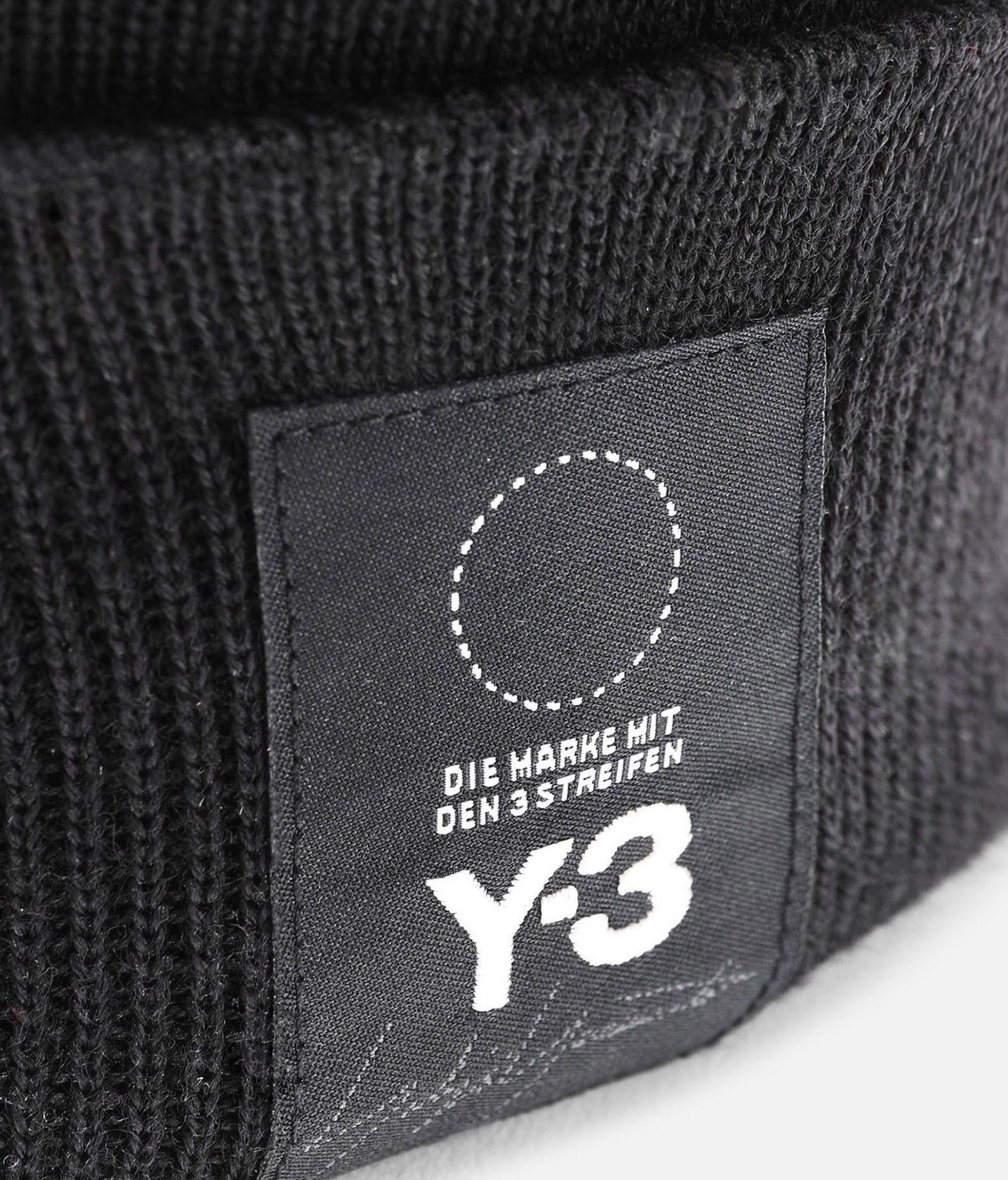 Y-3 Y-3 Logo Beanie ビーニー帽 E d